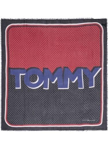 Tommy Hilfiger Eşarp Lacivert